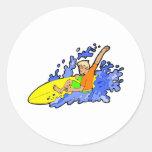 Wave Rider Stickers