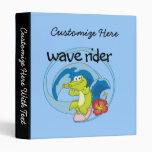 Wave Rider T shirts and Gifts Binders