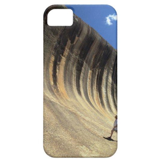 Wave Rock, Western Australia iPhone SE/5/5s Case