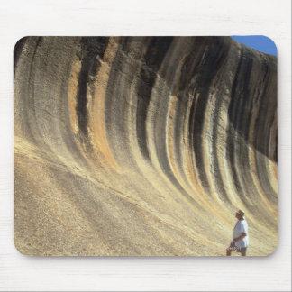Wave Rock, Western Australia Mouse Pad