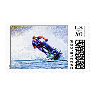 Wave Runner Spray Postage