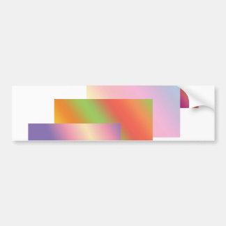Wave Stack Art : Buy Nouvelle Be a Trend Setter Bumper Sticker
