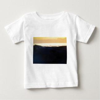 Wave & Sunset Horizon Baby T-Shirt