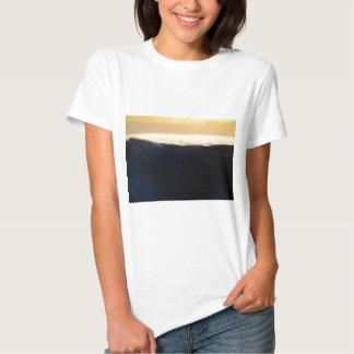 Wave & Sunset Horizon T-Shirt