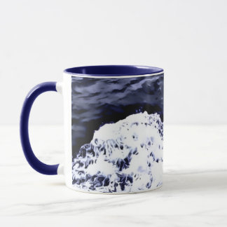 Wave Wake Ringer Mug