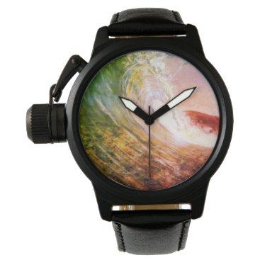 Beach Themed Wave Watch
