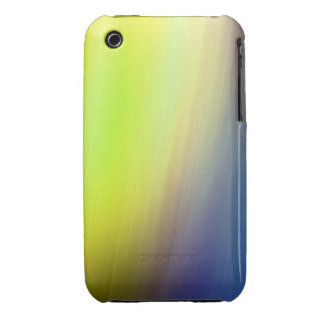 Wave Yellow iPhone 3 case