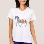 Waved-Horse-2-T-Shirt