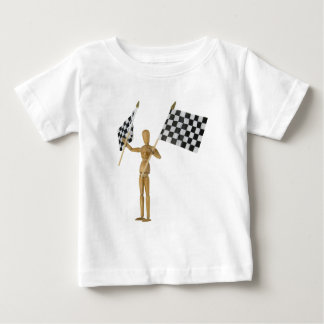 WaveFlags071809 Baby T-Shirt