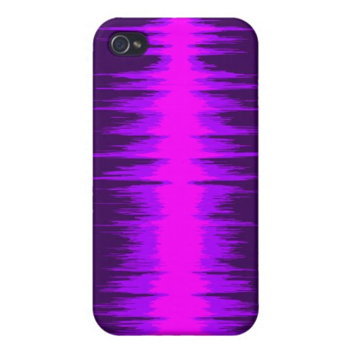 Waveform Cases For iPhone 4