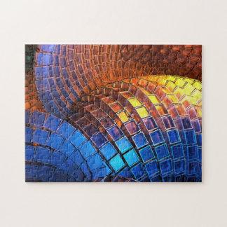 Waveform Jigsaw Puzzle