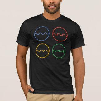 Waveforms T-Shirt
