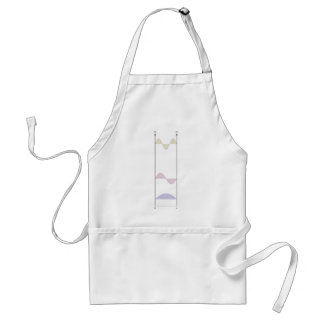 wavefunctions for the infinite well aprons
