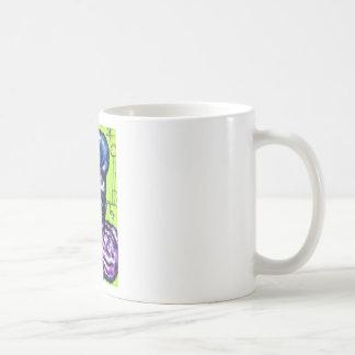Wavelengths on the Brain Coffee Mug