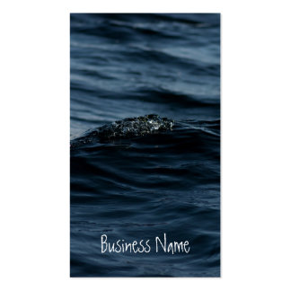 Wavelet Business Card
