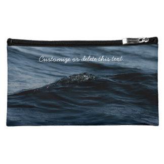Wavelet; Customizable Cosmetic Bag