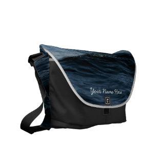 Wavelet; Customizable Courier Bag