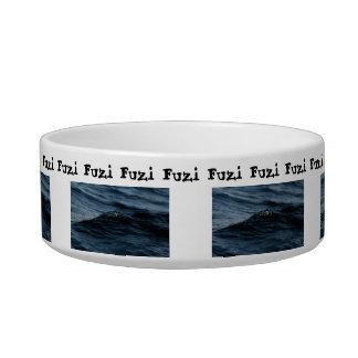 Wavelet Customizable Pet Food Bowl