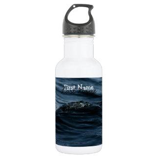 Wavelet; Customizable Water Bottle