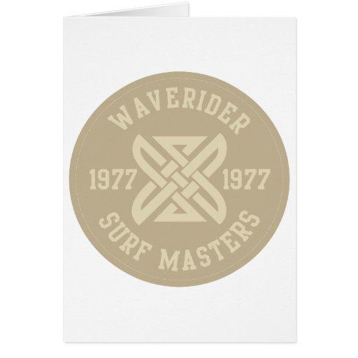 Waverider Cards