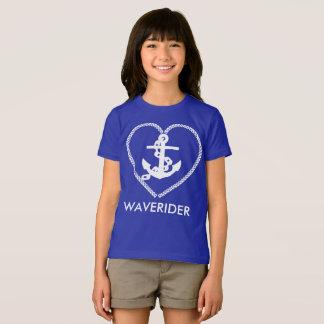 Waverider Youth T-Shirt Heart