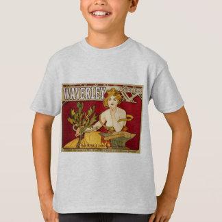 Waverley Cycles - Art Nouveau - Alphonse Mucha T-Shirt
