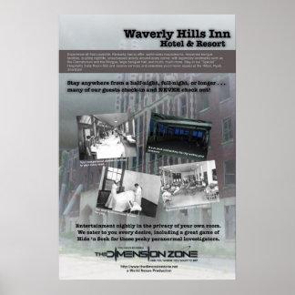 Waverly Hills Inn & Resort Poster