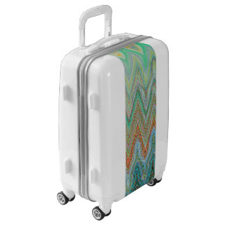 Waverly Peak Carry On Luggage Suitcase by CL Brown