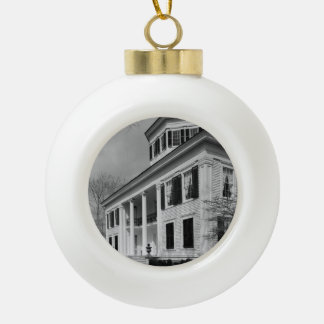 Waverly Plantation, West Point MS Ball Ornament