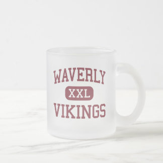 Waverly - Vikingos - High School secundaria - Wave Tazas
