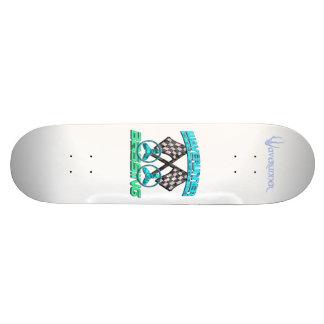 Waverunner Flight Deck 3 Custom Skateboard