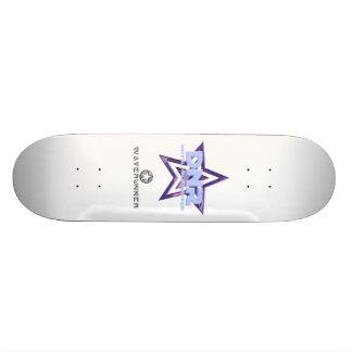WAVERUNNER flight deck Skate Board