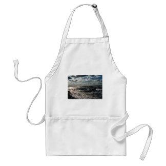 waves44 adult apron