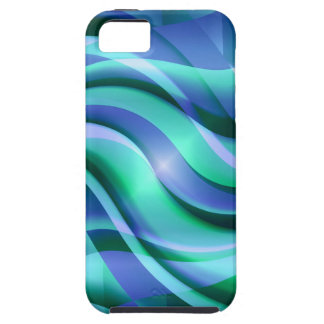 Waves 1 created by Tutti iPhone SE/5/5s Case