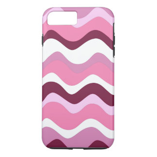 Waves 2 (wink) iPhone 7 plus case