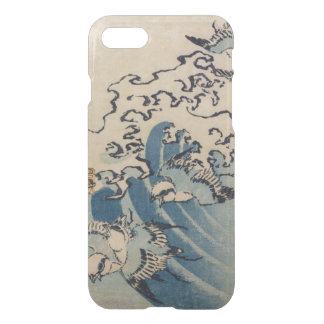Waves and Birds, c.1825 iPhone 7 Case