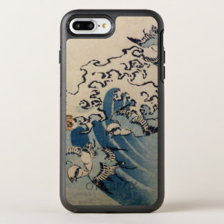 Waves and Birds, c.1825 OtterBox Symmetry iPhone 7 Plus Case