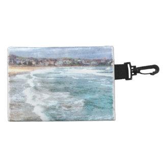 Waves at Bondi beach Accessories Bags