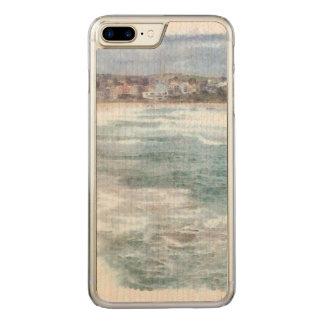 Waves at Bondi beach Carved iPhone 7 Plus Case