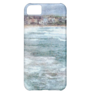 Waves at Bondi beach Cover For iPhone 5C