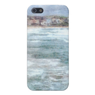 Waves at Bondi beach Cover For iPhone SE/5/5s
