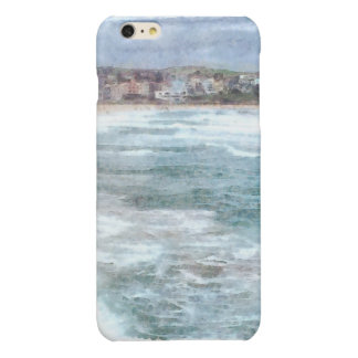 Waves at Bondi beach Glossy iPhone 6 Plus Case