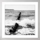 Waves Baltic Sea No5 - Waves Baltic Sea No5 Print