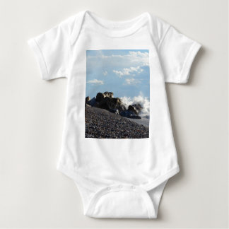 Waves Breaking On Rocks Shirt
