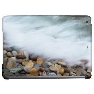 Waves Breaking Onto Pebbles, Tsitsikamma Cover For iPad Air