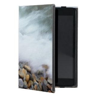 Waves Breaking Onto Pebbles, Tsitsikamma Cover For iPad Mini