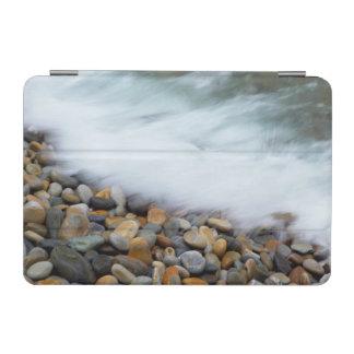 Waves Breaking Onto Pebbles, Tsitsikamma iPad Mini Cover