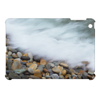 Waves Breaking Onto Pebbles, Tsitsikamma iPad Mini Covers