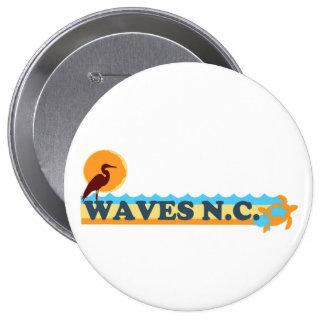 Waves Pins