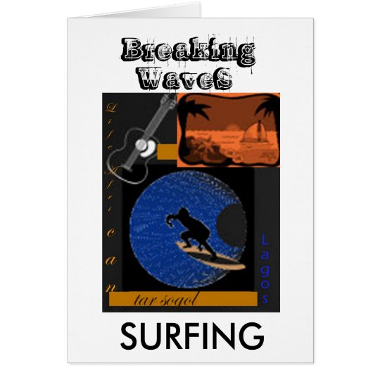waves card